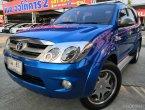 Toyota fortuner 2.7 V สีฟ้าน้ำทะเลสวยๆ ปี 2006👑