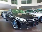 Mercedes-Benz C350e Plug-in Hybrid Avantgarde  2017