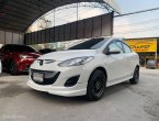 🚩MAZDA 2 1.5 GROOVE 4DR ปี 2011 สีขาว