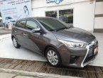 ขายรถ Toyota Yaris 1.2G ปี 2014 ไมล์ 85,xxx