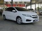 2015 Honda CITY 1.5 S CNG รถเก๋ง 4 ประตู