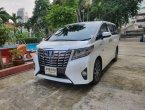 2015 Toyota ALPHARD 2.4 Hybrid E-Four 4WD