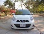 2017 Nissan MARCH 1.2 E รถเก๋ง 5 ประตู at