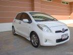 2013 Toyota YARIS 1.5 RS รถเก๋ง 5 ประตู หล่อขั้นเทพ ออกรถ ไม่ต้องใช้เงิน บ้าน ๆ มือเดียว