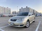 ผ่อนน้อย ขับดี TOYOTA ALTIS 1.6E Auto ปี 2004