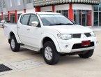 Mitsubishi Triton 2.4 DOUBLE CAB (ปี 2012) PLUS CNG Pickup MT