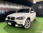 BMW X5 3.0D Xdrive Msport package Yr2009 Ext/Alpinweiss Int/Black