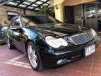 2004 ขายรถ Mercedes-Benz 180 รถเก๋ง 4 ประตู AT