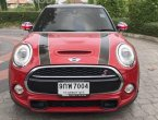 2015 mini cooper 2.0 f55 hatch S hatchback at สีแดง