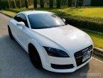 Audi TT สีขาว สภาพสวยกริ๊บ ตัวรถเดิมสนิท วิ่งน้อย ปี 2010