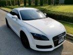 2010 Audi TT 2.0 S line รถเก๋ง 2 ประตู สีขาว สภาพสวยกริ๊บ