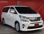 Toyota Vellfire 3.5 (ปี 2012 ) Z Wagon AT
