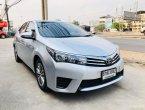 2016 Toyota Corolla Altis 1.6 G รถเก๋ง 4 ประตู
