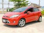 2012 Ford Fiesta 1.5 Sport รถเก๋ง 5 ประตู ออฟชั่นเต็ม คุ้มสุดครับคันนี้ รับประกันตังถังเดิมๆ100%