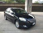 เข้าใหม่ 2011 toyota vios 1.5 g สีดำ ติดแก๊สโดนัท รถสวยพร้อมใช้งาน เครดิตดีฟรีดาวน์
