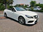 ขายรถมือสอง 2015 Mercedes-Benz E200 AMG  Dynamic Cabriolet
