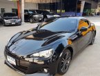 SUBARU BRZ 2.0 RWD สีดำ ปี 2016 จด 2018 รถมือสอง