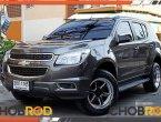 2013 Chevrolet Trailblazer 2.8 LTZ 4WD SUV  รถยนต์มือสอง