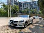 2015 Mercedes-Benz SLK200 AMG convertible  รถมือสองราคาดี