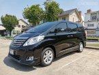 2012 Toyota ALPHARD 3.5 รถตู้/MPV   รถมือสองราคาดี