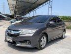 2015 Honda CITY 1.5 V CNG รถเก๋ง 4 ประตู   รถยนต์มือสอง