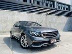BENZ E220d 2.0 EXCLUSIVE 2016 โฉม W213  รถยนต์มือสอง