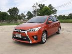รถมือสองราคาถูก 2014 Toyota YARIS 1.2 G รถเก๋ง 5 ประตู