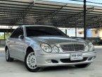ซื้อขายรถมือสอง 2005 Mercedes-Benz E220 CDI AMG รถเก๋ง 4 ประตู