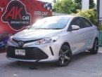 2017 Toyota VIOS 1.5 J รถเก๋ง 4 ประตู ฟรีดาวน์ ไมล์แท้