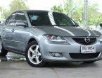 Mazda 3 1.6 V   สีเทา ราคา 169000