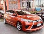 2014 Toyota YARIS 1.5 G รถเก๋ง 5 ประตู