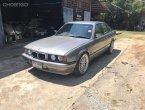 BMW E34 525iA ปี1994 เครื่อง M50 เกียร์ออโต้ 5Speed แบตเตอรี่ใหม่ปี63 ล้อBBS LM ขอบ19