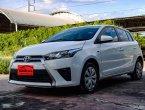 2016 Toyota YARIS 1.2 E รถเก๋ง 5 ประตู