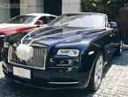 2017 Rolls-Royce Ghost 6.6 รถเปิดประทุน
