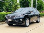 Lexus RX270 Minorchange รุ่นสุดท้ายไฟหน้าเป็นLEDแล้ว ปี2012