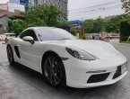 S a l e Porsche Cayman 718 ปี18 fulloption