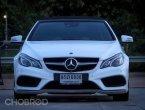 จองด่วน 2014 Mercedes-Benz E200 AMG  Dynamic Cabriolet