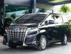 2019 Toyota ALPHARD 2.5 HYBRID SR C-Package E-Four 4WD รถตู้/MPV