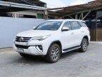 2017 Toyota Fortuner 2.4 V SUV  เลขไมล์ 52900 Km