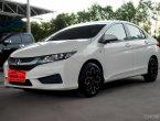 2016 Honda CITY 1.5 SV รถเก๋ง 4 ประตู