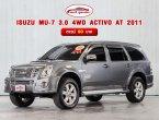 ISUZU MU-7 3.0 4WD ACTIVO AT 2011