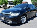 2015 Toyota CAMRY 2.0 G รถเก๋ง 4 ประตู มือเดียวป้ายแดง ไม่เคยอุบัติเหตุ