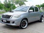 2015 Toyota Hilux Vigo 2.5 G รถกระบะ หาไม่ได้อีกแล้วสภาพนี้ มือเดียวป้ายแดง วิ่ง9x,xxx km.