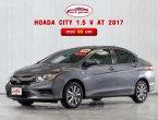 🚗  HOADA CITY 1.5 V AT 2017