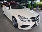 🔥รีบจองให้ทัน🔥 Benz E200 Coupe AMG cabriolet เปิดประทุน ปี2015