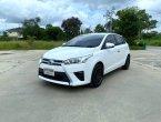 2015 Toyota YARIS 1.2 G รถเก๋ง 5 ประตู ตัว Top สุด ผู้หญิงใช้เจ้าของเดียว