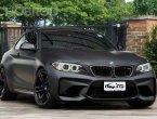 BMW M2 Coupe 370 แรงม้า 0-100 เพียง 4.3 วิ หนึ่งในรถที่นักสะสมไม่ควรพลาด