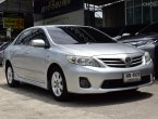 ขายรถมือสอง 2012 Toyota Corolla Altis 1.6 (ปี 08-13) G Sedan