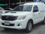 ขายรถมือสอง 2013 Toyota Hilux Vigo 2.5 J Single Cab Pickup MT