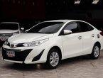 ขายรถ  Toyota Yaris Ativ 1.2 E ปี2018 รถเก๋ง 4 ประตู
